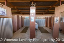 Ladies Facilities