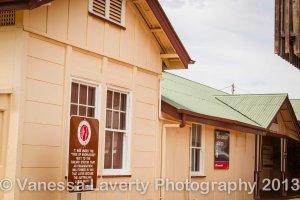 Barcaldine Railway Station